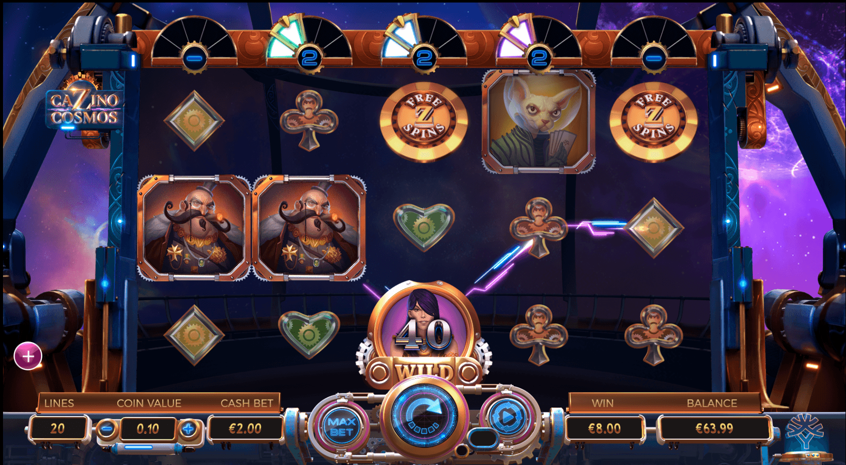 Yggdrasil slot game